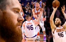 Aron John Baynes: NBA Most Improved Player caliber