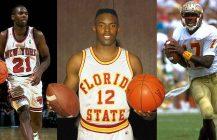 Charlie Ward: najlepszy futbolista w NBA