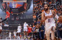 Mistrzowie NBA przelecieli Lakers, Ricky Rubio odmienia fantastyczne Phoenix Suns!