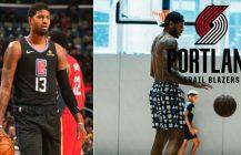 NBA: długo wyczekiwany debiut Paula George'a, Carmelo Anthony graczem Portland!