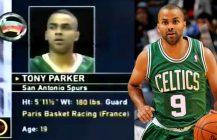 NBA: o tym jak Tony Parker bostońskim Celtem nie został