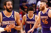 NBA: w Phoenix znowu wzeszło słońce!