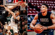 Milwaukee Bucks 2019-2020: Giannis Antetokounmpo kroczy śladami Kareema