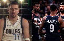 NBA: Luka Doncic koszykarski gigant, szaleństwo w Madison Square Garden