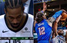 NBA: historyczna kompromitacja Timberwolves, solenizant Antetokounmpo gromi słabiznę Clippers