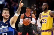 NBA triple-double watch: szefowie potrójnej dziesiątki