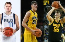 Droga do NBA: Luka Garza, efekt Doncica