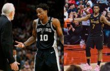 Mistrzowie NBA ustanawiają nowy rekord punktowy, Gregg Popovich miażdży swoich