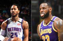 NBA: Derrick Rose wciąż robi robotę, Lakers dojechani we własnej hali!