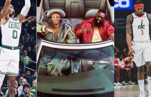 Bradley Beal i Jayson Tatum koszą wszystkich, Rockets kończą erę centrów NBA