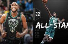 Khris Middleton: tajny składnik najlepszej drużyny NBA, Khash Money