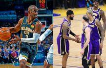 Los Angeles Lakers nie zwalniają tempa, Chris Paul i spółka realną siłą na Zachodzie
