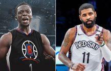 NBA: Reggie Jackson nowym graczem LA Clippers, kolejne problemy Kyrie Irvinga