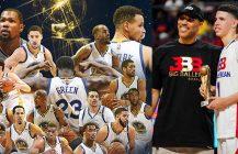 Najlepsza drużyna w historii NBA, LaVar Ball znów w centrum uwagi!