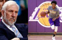 Gregg Popovich miażdży prezydenta USA, kolejny rozłam w Sacramento Kings