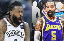 JR Smith oficjalnie graczem Lakers, Brooklyn Nets tracą DeAndre Jordana i Spencera Dinwiddie!