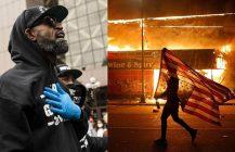 USA w ogniu protestów, prezydent zapowiada użycie wojska