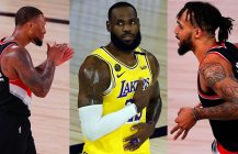 Dame Time: Portland zagrają w playoffs! niepokojący zjazd Lakers