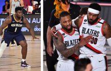NBA: wielki odwet Damiana Lillarda, gruby Zion zaczyna wakacje