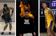 Phoenix Suns sensacją końcówki sezonu NBA, zwycięski rzut Kuzmy
