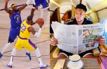1-0: Lakers bezdusznie poturbowali Denver, Giannis Antetokounmpo ponownym MVP!