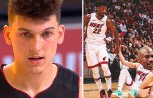 Tyler Herro: nowy szeryf w mieście, Miami Heat jedno zwycięstwo od Finałów NBA
