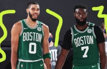 Boston Celtics nie klęka pod presją, it's all about 18!