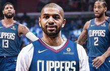 Nicolas Batum nowym graczem LA Clippers, przepraszam Danny!