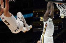 Fenomenalny, zjawiskowy Nikola Jokic, latający Zion Williamson nie uratuje Pelicans