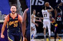 NBA: wielkie emocje w Arizonie, Stephen Curry pisze historię!