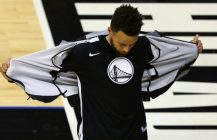 Stephen Curry: one for the books