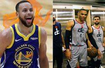 Russell Westbrook wyrównał rekord wszech czasów, Curry płonie jak żywa pochodnia
