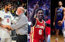 NBA: skandaliczna porażka Sixers, zemsta Paula George'a, dojechani Jazz