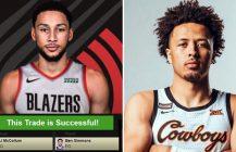 Ben Simmons na celowniku wszystkich, dziś loteria draftu NBA