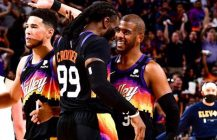 NBA: Chris Paul jest gigantem rozegrania i życzę mu pierścienia