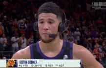 Devin Booker błyszczy blaskiem Słońca – Phoenix Suns imponują zespołowością!