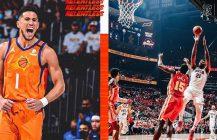 NBA: Phoenix wprawia w bezradność, Hawks odnajdują miejsce w szeregu