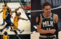 NBA: Joel Embiid zniósł kameruńskie jajo, Kawhi Leonard morduje Utah