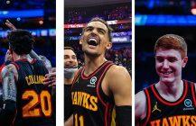 Ben Simmons ciekawy przypadek kliniczny, Atlanta Hawks w finale konferencji