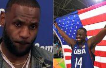 Team USA: kto w kadrze na igrzyska olimpijskie