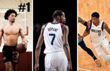 NBA Draft 2021 raport | Durant i Tatum wygrzmocili Czechów | transfery w Boston Celtics