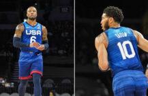 Szybki przegląd treści z trzydziestu klubów NBA | olimpijska grupa typera GWBA