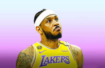 Carmelo Anthony nowym graczem Los Angeles Lakers | najstarsza ekipa w historii NBA