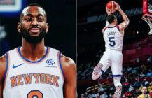Team USA w finale Igrzysk Olimpijskich | Kemba Walker graczem New York Knicks