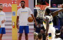 Kyrie i Wiggins odmawiają szczepień | Zion Williamson kolejną primadonną NBA