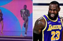 Iman Shumpert tańczy jive | jakie prognozy dla graczy NBA stawia matematyka