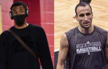 NBA odrzuca prośbę o zaniechanie szczepienia, Manu Ginobili wraca do Spurs!