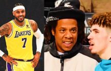 NBA: Hornets robią hałas | pierwsza wygrana Lakers, na ratunek Carmelo Anthony!