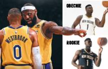 0-6: Lakers bez zwycięstwa w preseason, ewolucja Ziona Williamsona